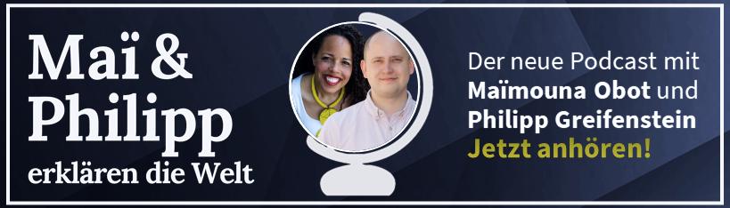 """""""Maï & Philipp erklären die Welt"""": Der neue Eule-Podcast"""